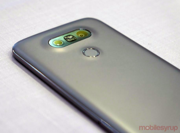 LG G5 Canadian carrier pricing revealed | MobileSyrup