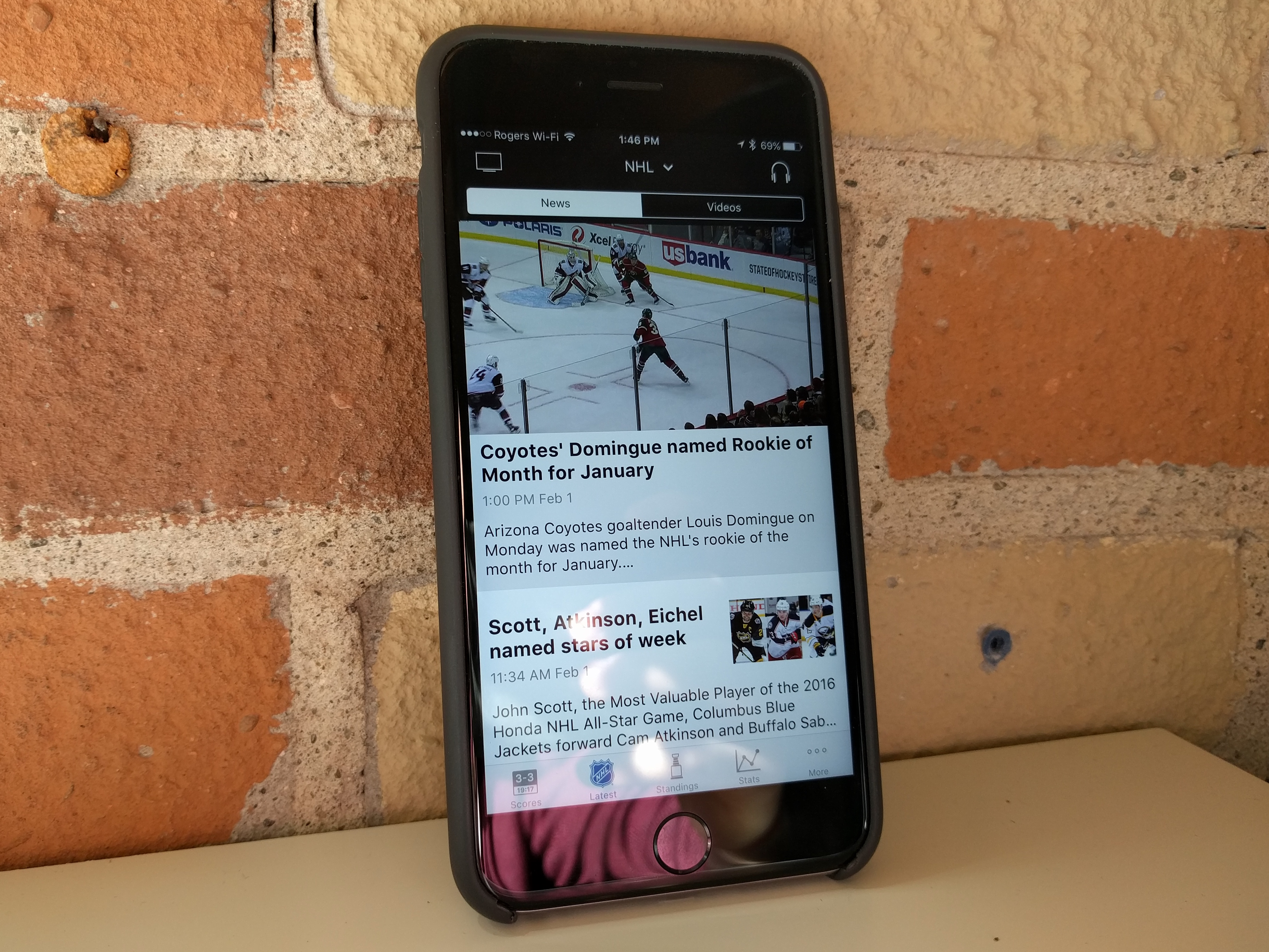 Nhl And Rogers Revamp Gamecentre Live App With Better Streaming Quality Customization Mobilesyrup
