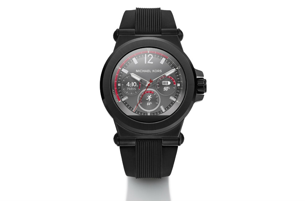 Michael Kors enters the wearable market with Android Wear ...