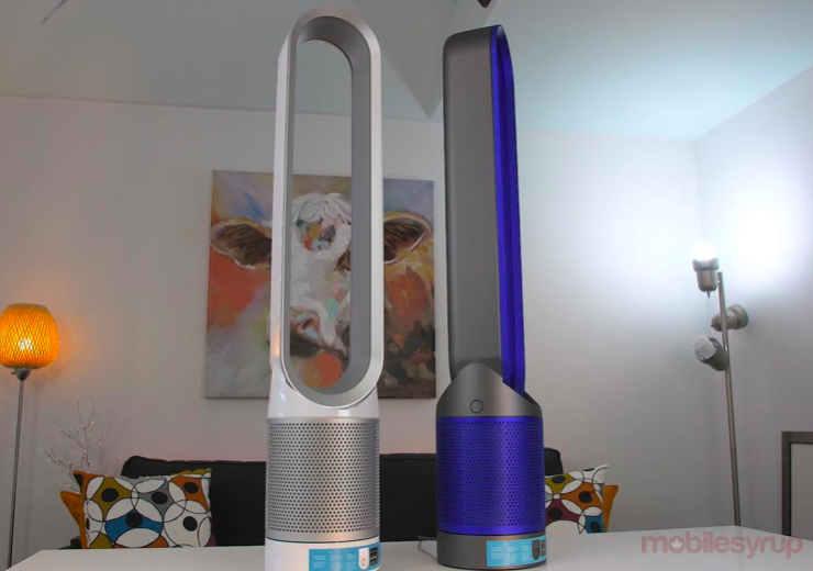 Dyson Pure Cool Link Air Purifier Review The Fan Is Now