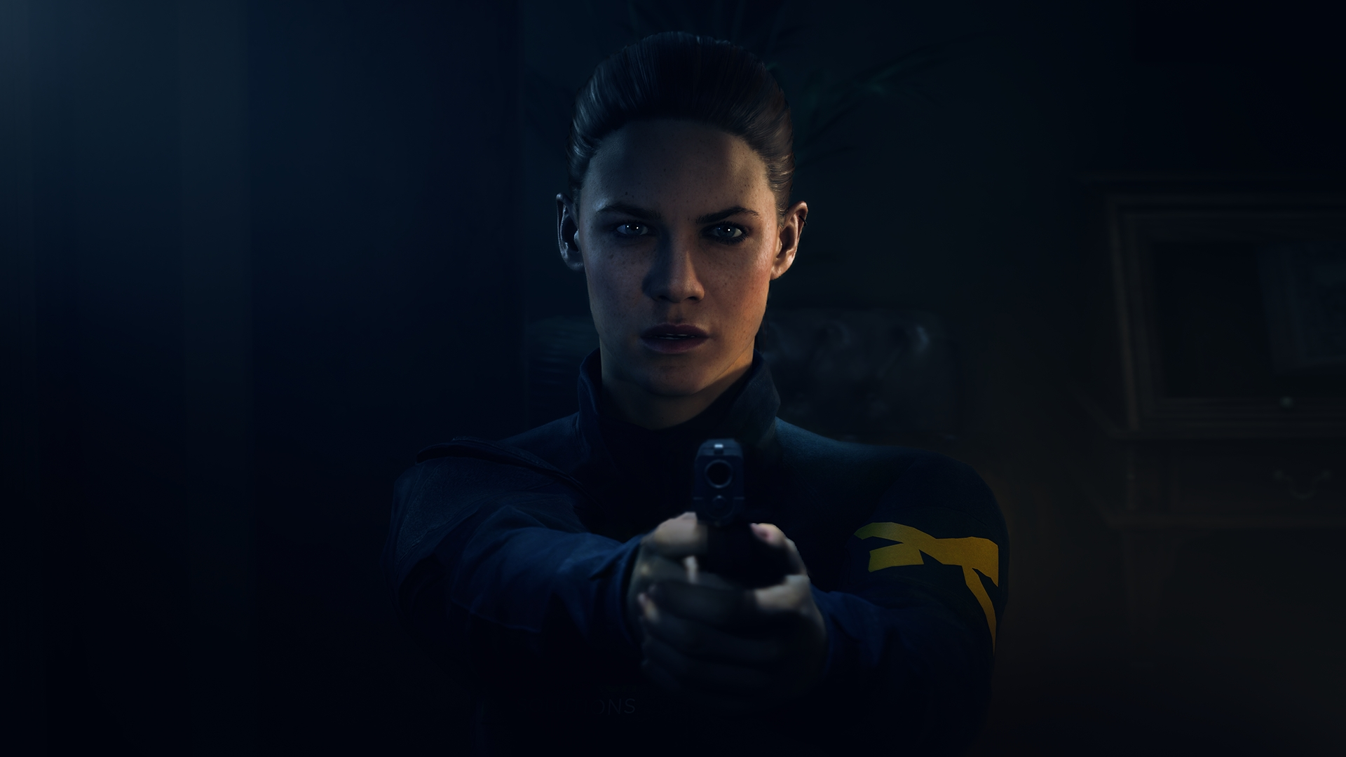 Quantum Break Xbox One Beth Wilder
