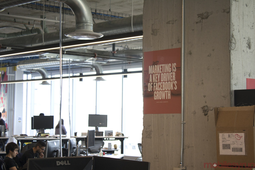 Office Space: Inside Facebook Canada's new headquarters | MobileSyrup