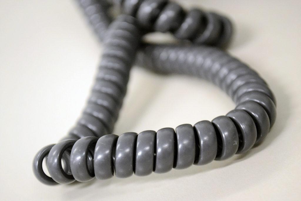 landline phone cord