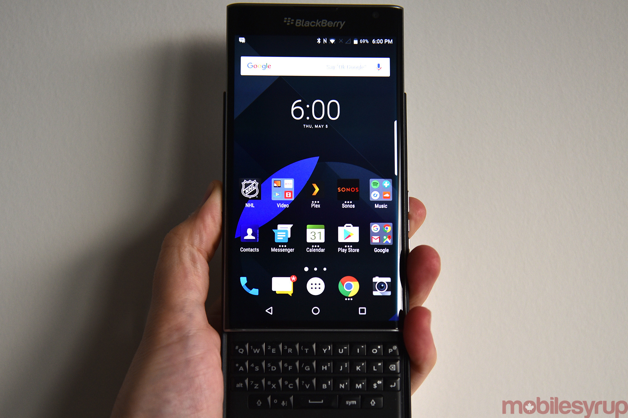 The BlackBerry Priv, six months later | MobileSyrup