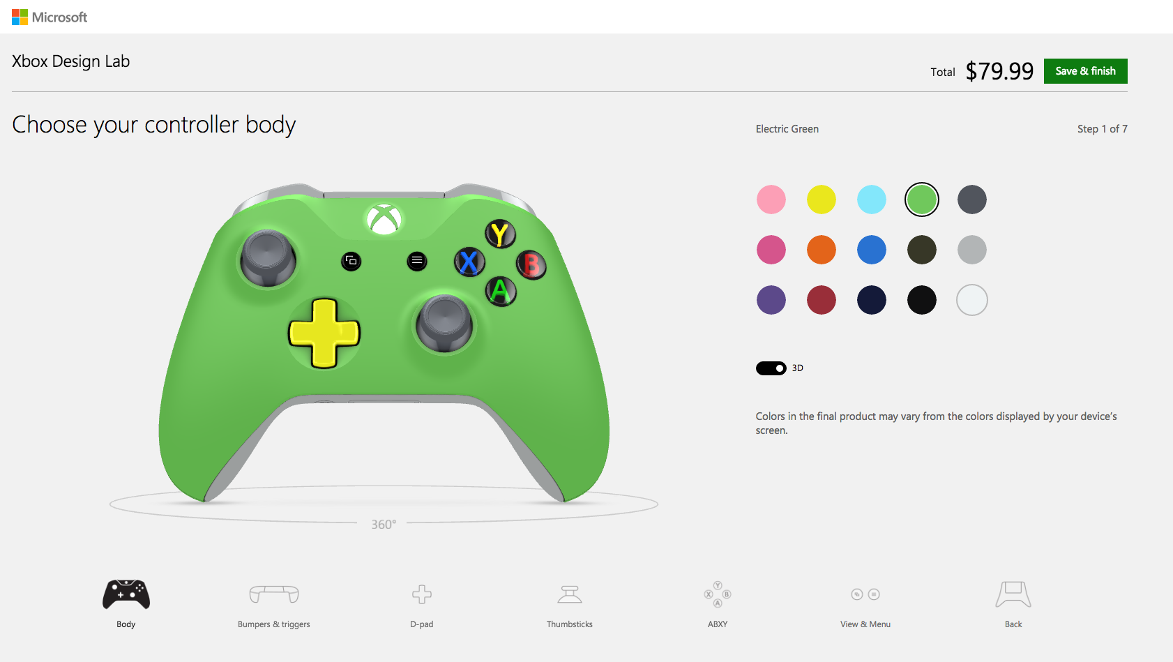 Canadians can now design their own Xbox One controller for $99 ...