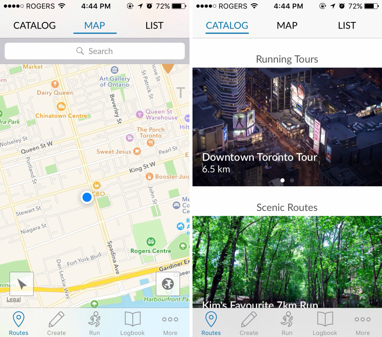 App of the Week: RunGo offers guided running tours in the world's most beautiful cities