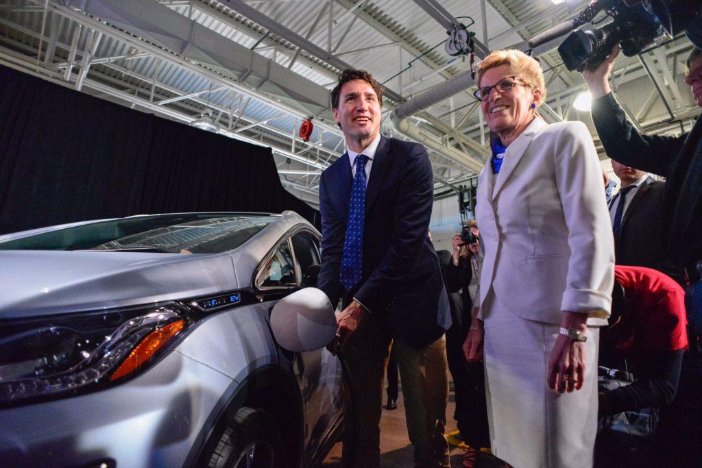 Justin Trudeau GM