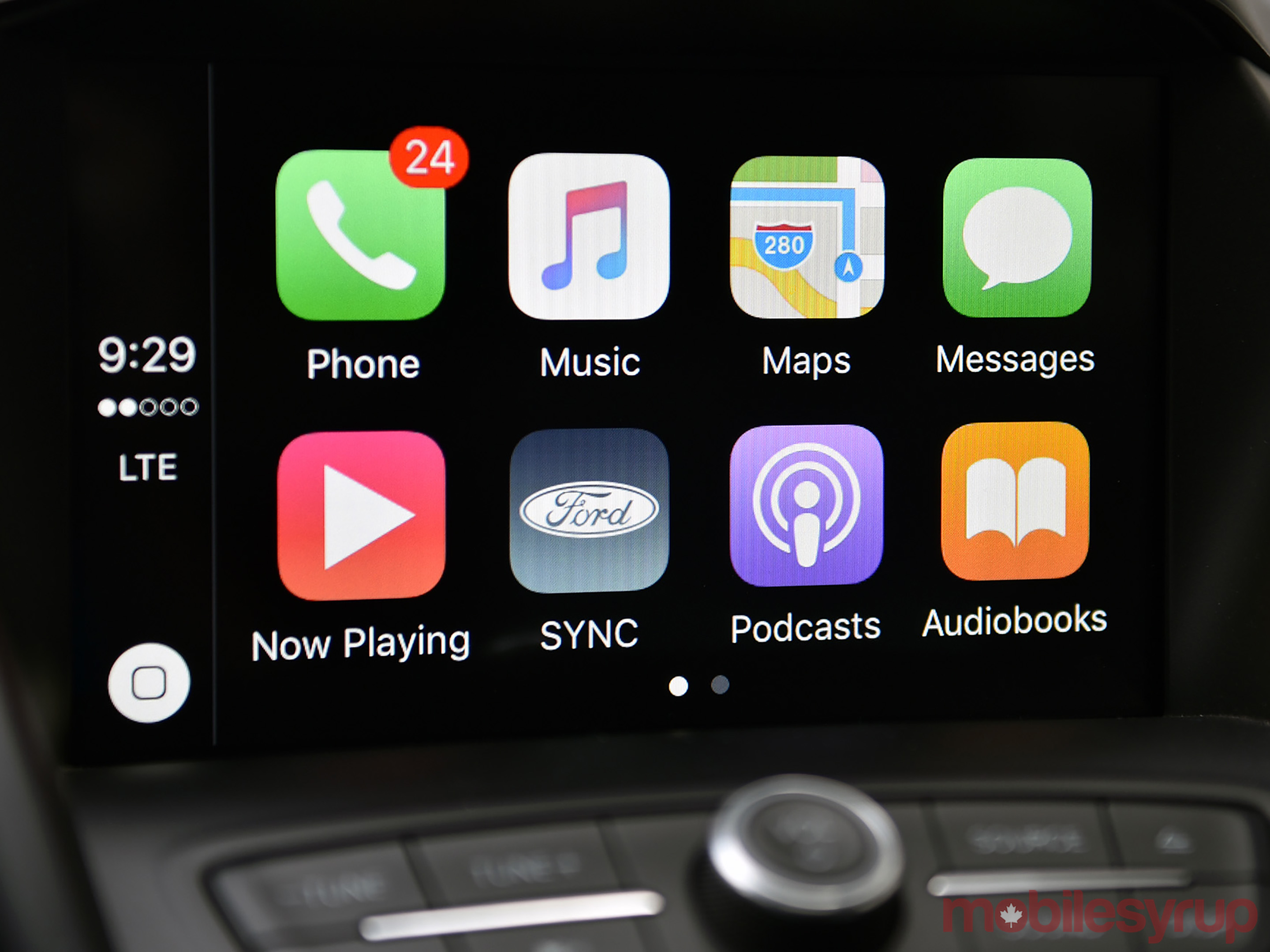 Ford Sync 3 with CarPlay and Android Auto: Good marriage