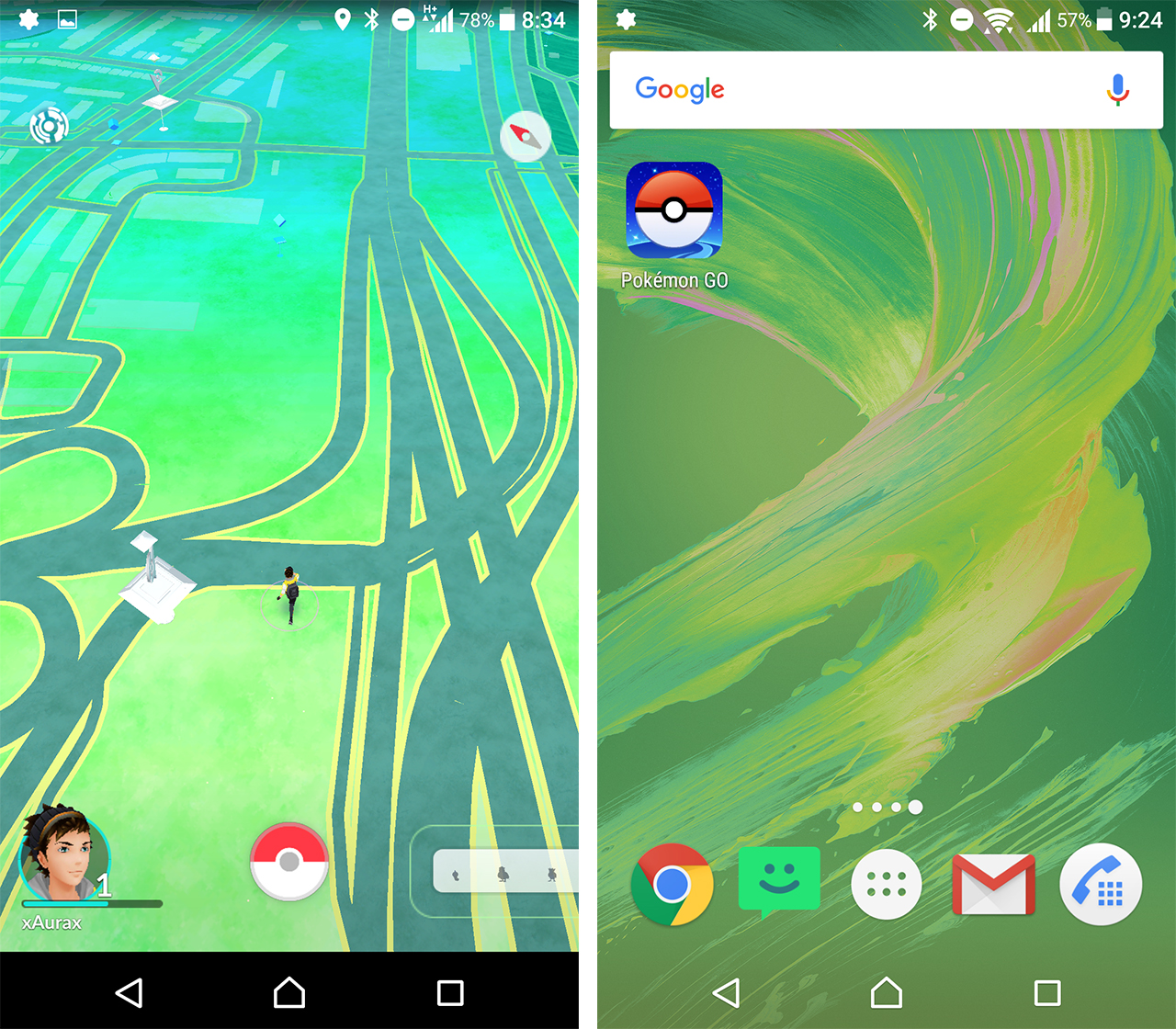 how to get pokemon on android