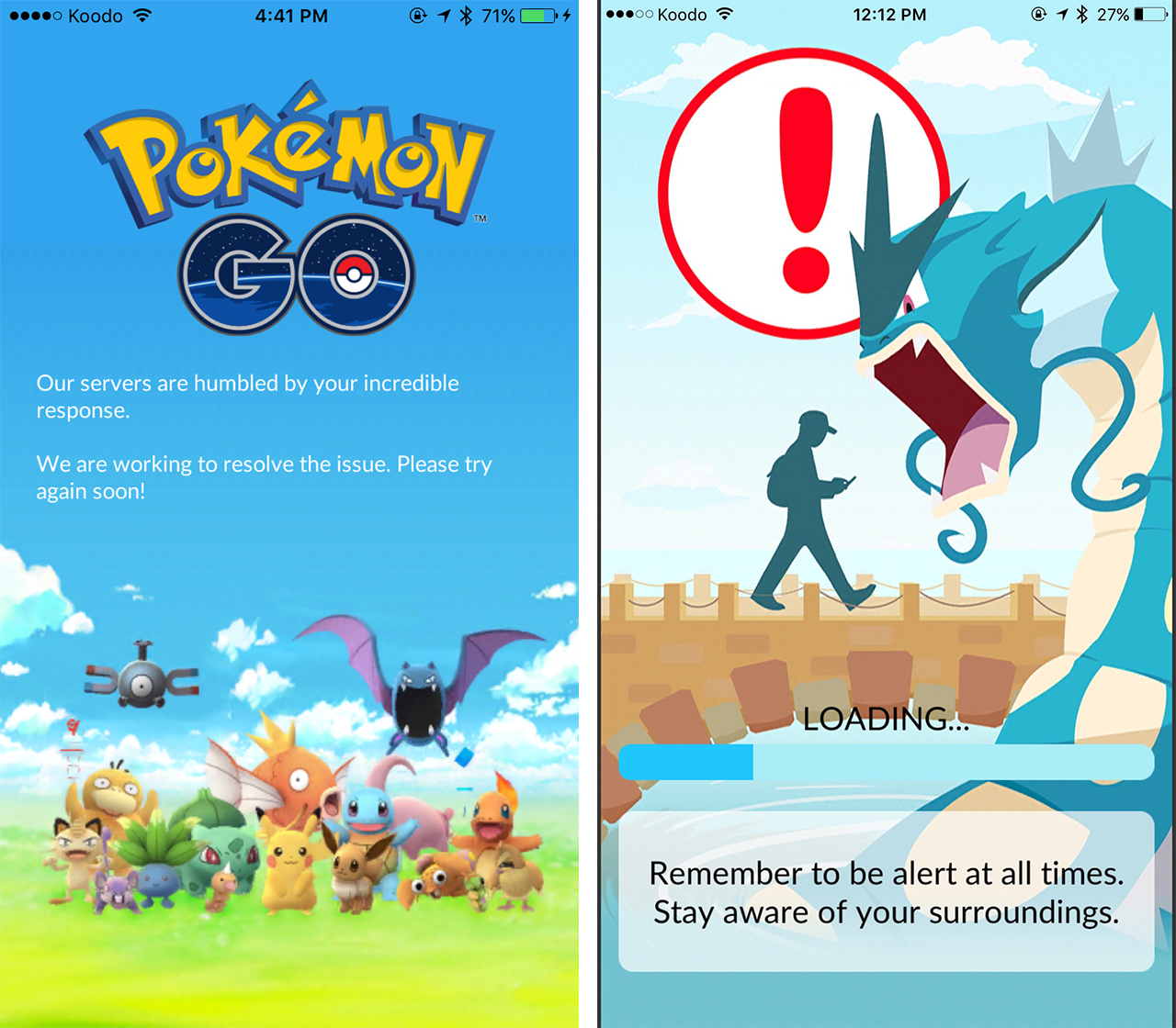 pokemongoserverissues
