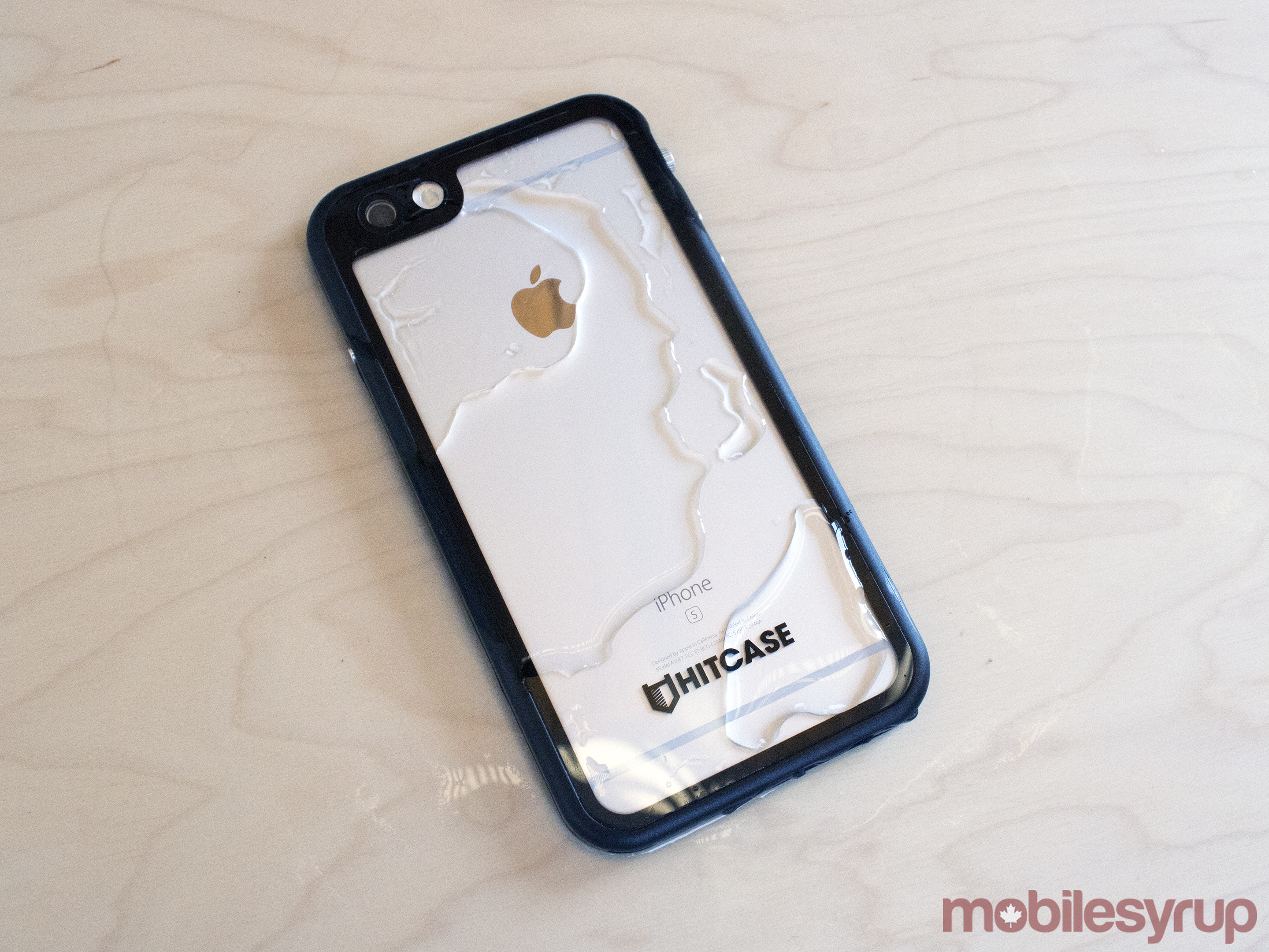 lowest price b74c7 f3b51 Vancouver-based Hitcase's rugged cases transform your iPhone into an ...