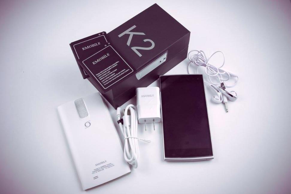 k-mobile k2 smartphone