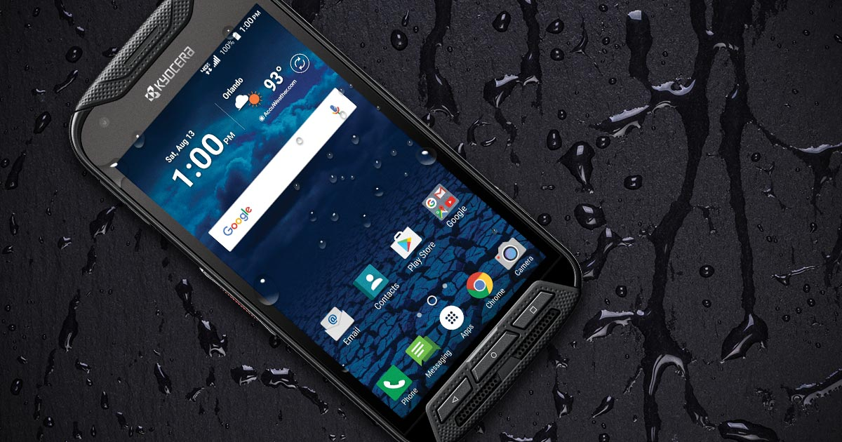 Kyocera announces rugged Duraforce PRO smartphone featuring