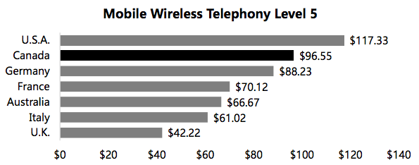 mobile wireless level five