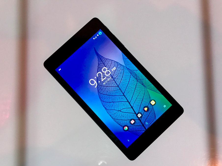 super popular 06f8a 29478 Alcatel Pop 7 LTE tablet launches in Canada for $150 no-term ...