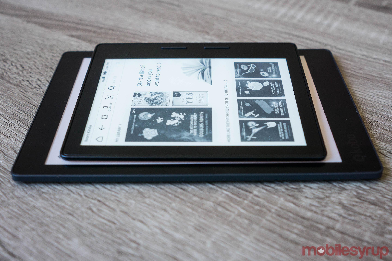Kobo Aura One vs  Kindle Oasis: Perfect opposites | MobileSyrup
