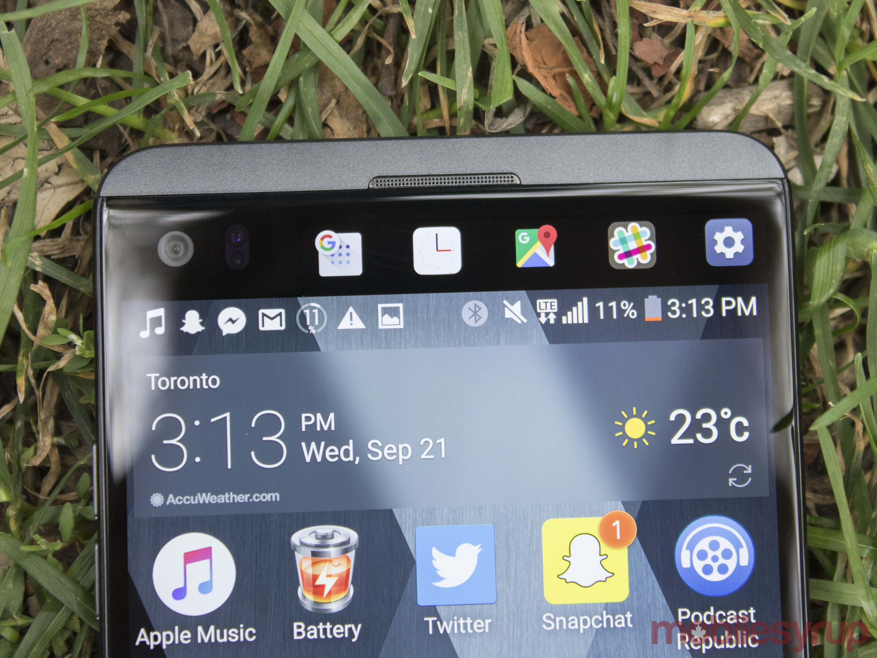 LG V20 review: Inconsistent greatness | MobileSyrup