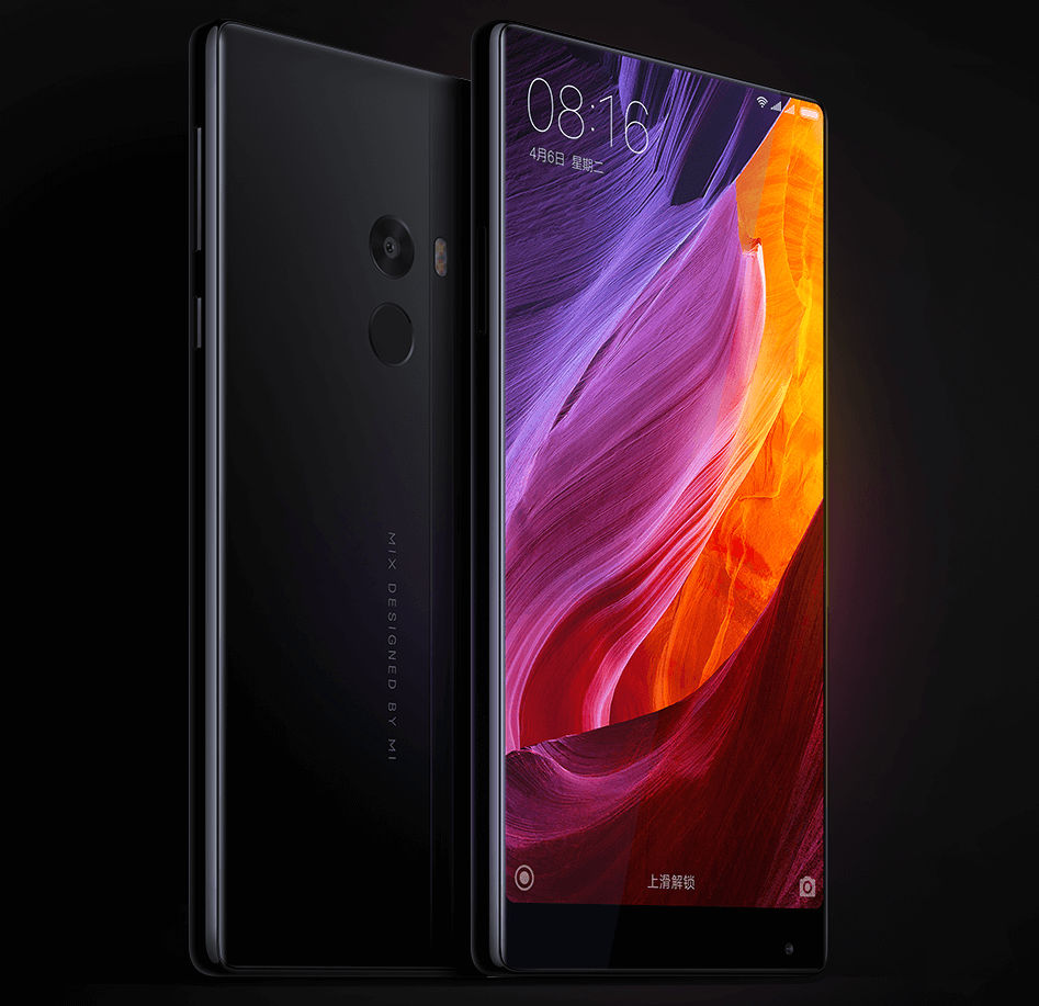 Xiaomis 64 Inch Mi Mix Concept Phone Has Almost No Bezel