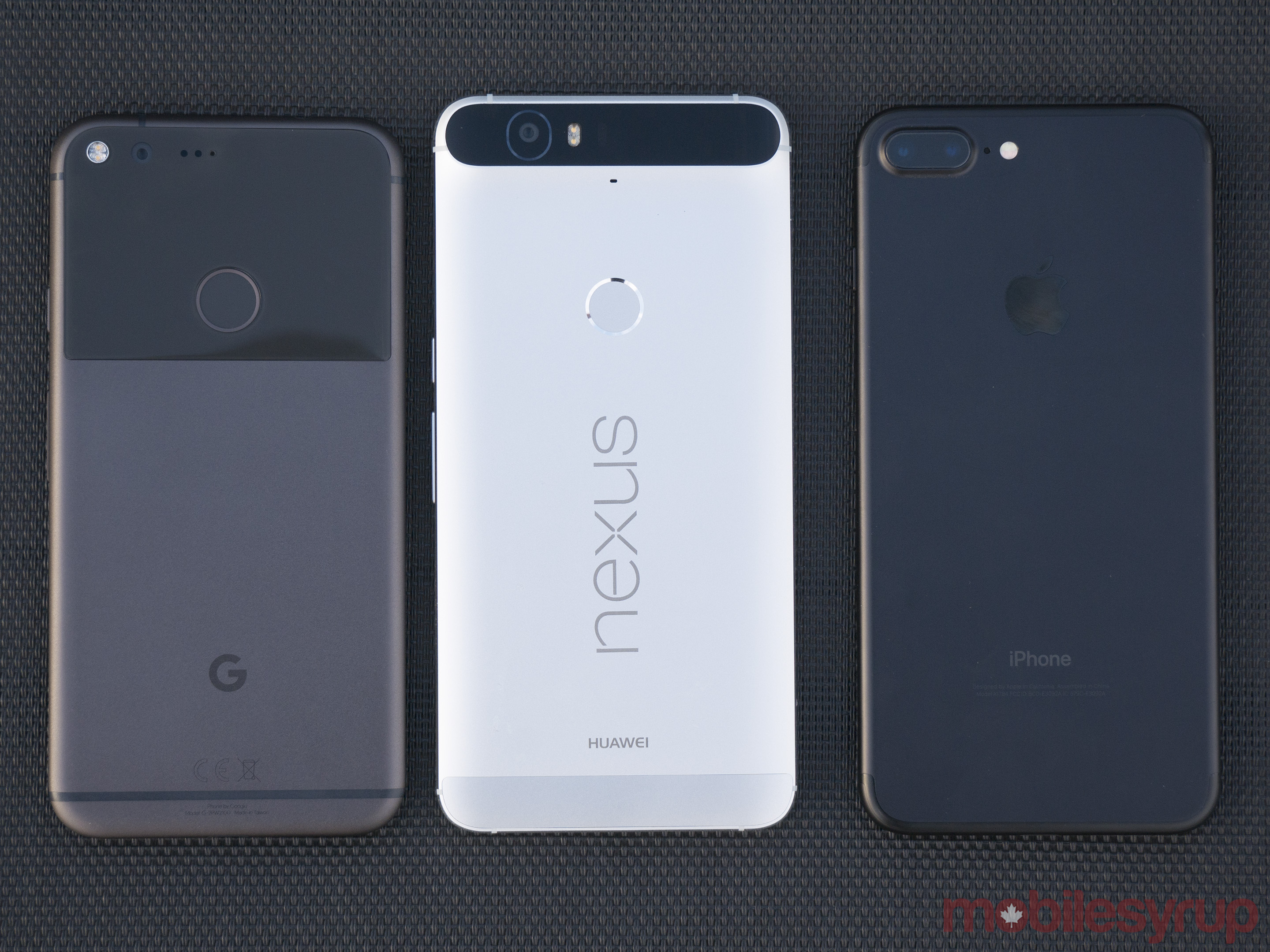 📷 Google Pixel, Nexus e iPhone | mobilesyrup