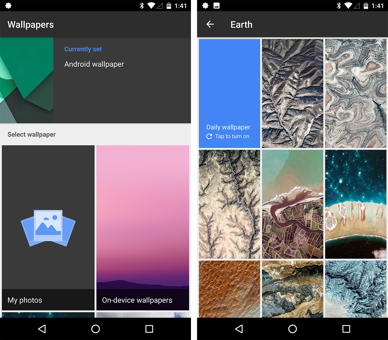 Google is bringing its cool looking collection of Pixel wallpapers to all Android devices through a new app.