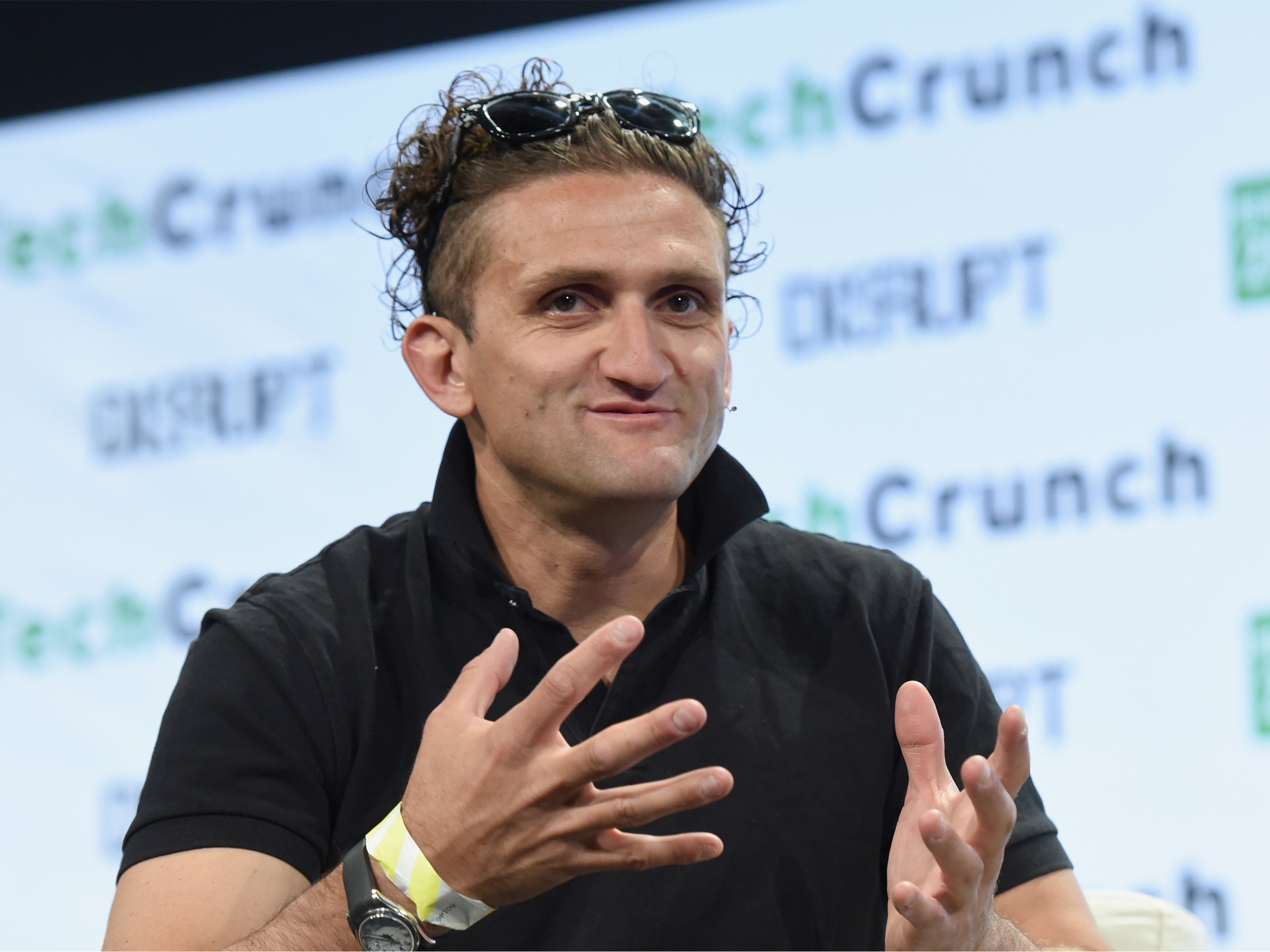 YouTube star Casey Neistat.