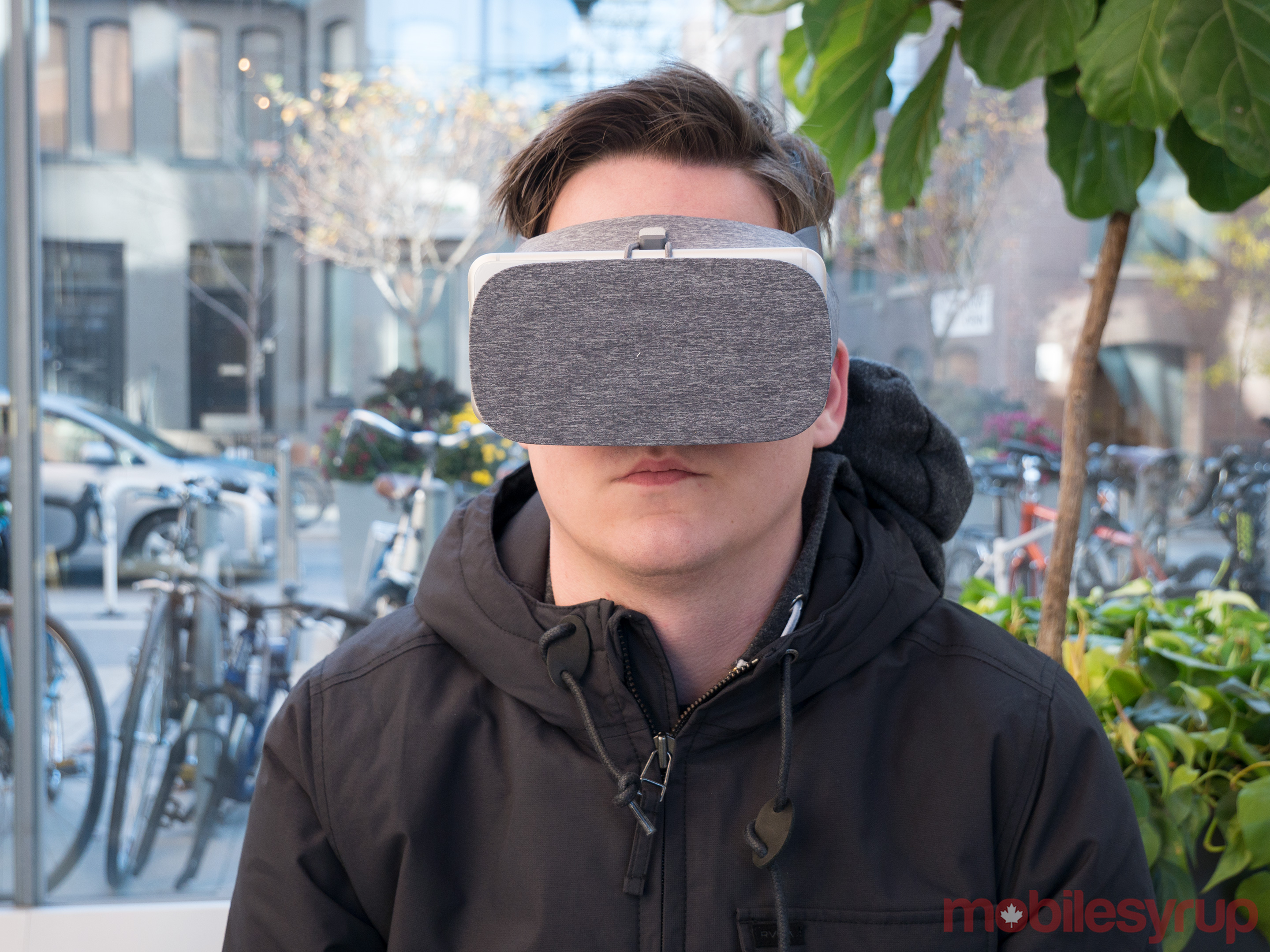 Google Daydream View Review: Beyond Cardboard | MobileSyrup