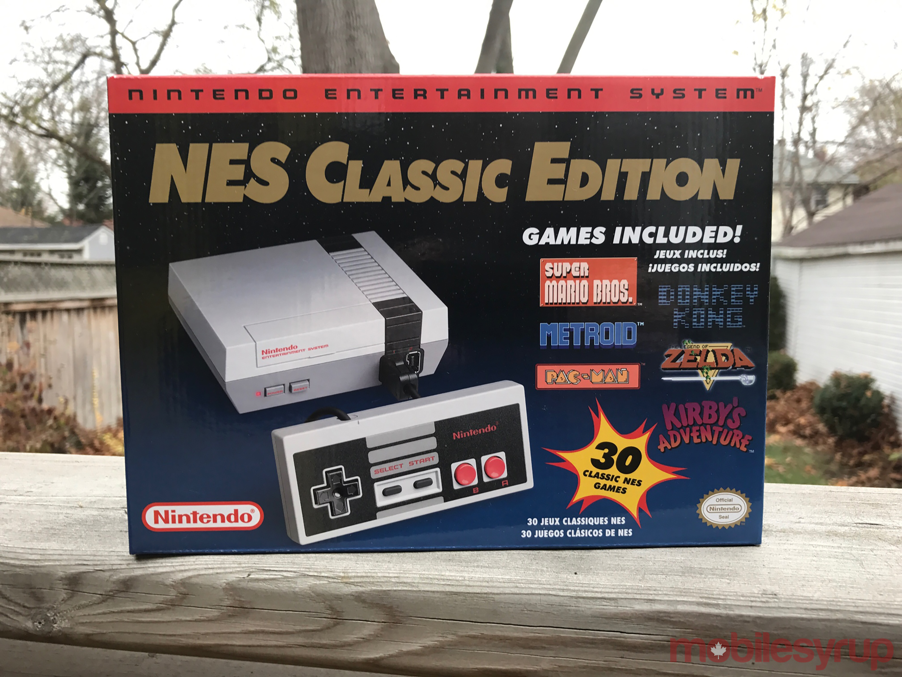 Nintendo Canada Confirms Nes Classic Edition Will Be Available June 29th