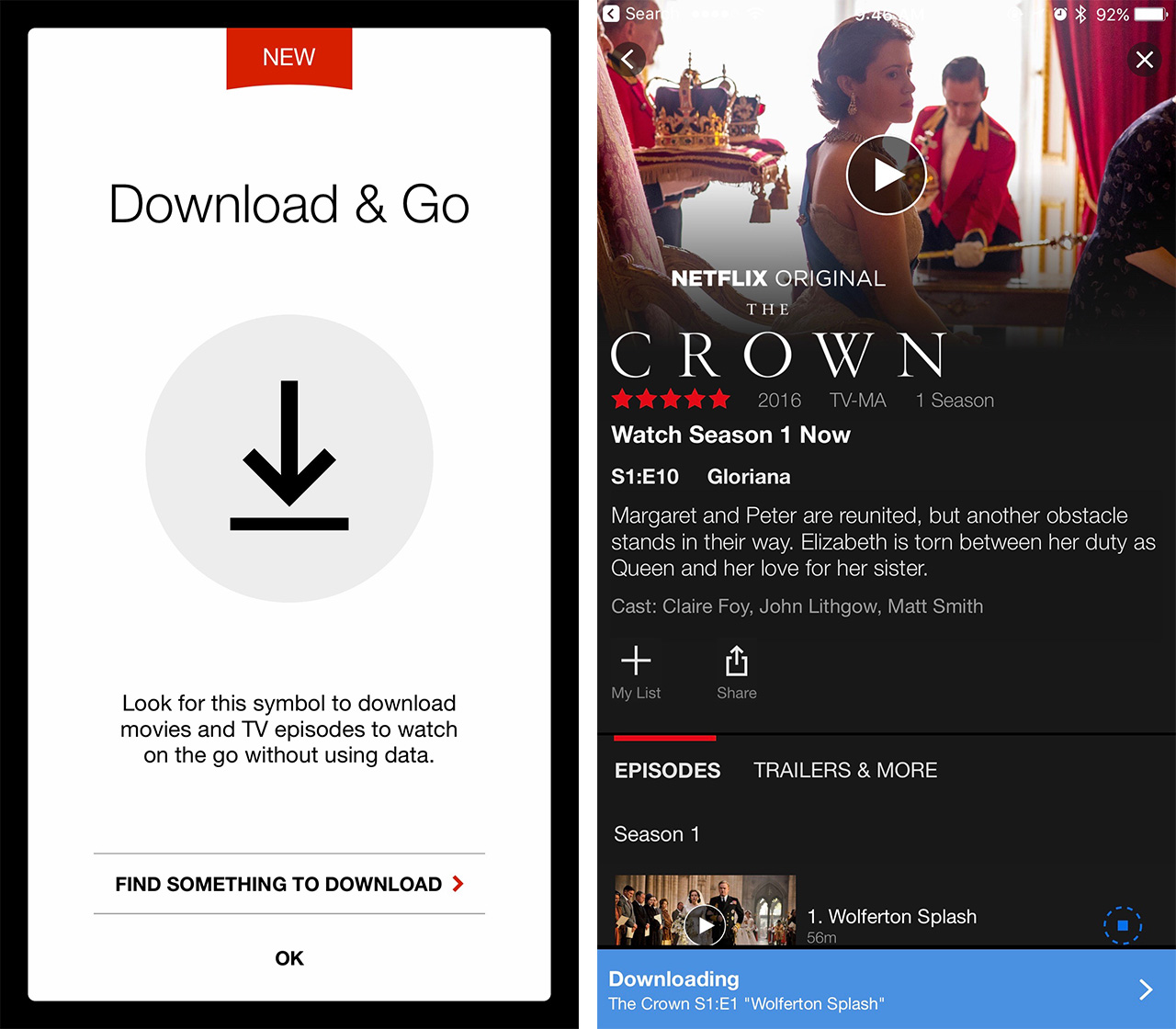 Offline playback comes to Canadian Netflix | MobileSyrup