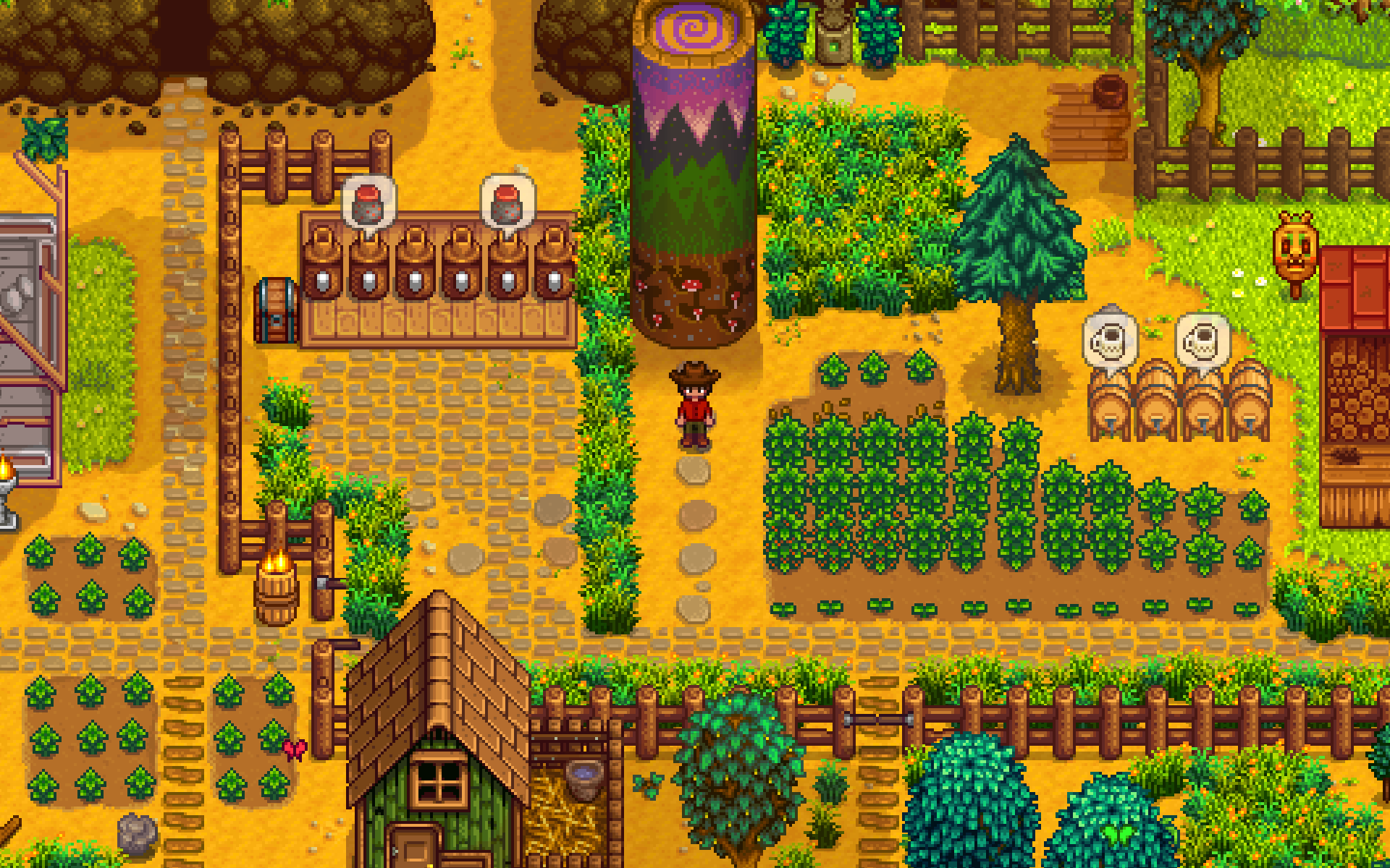 Stardew Valley, spiritual successor to Harvest Moon, is coming to