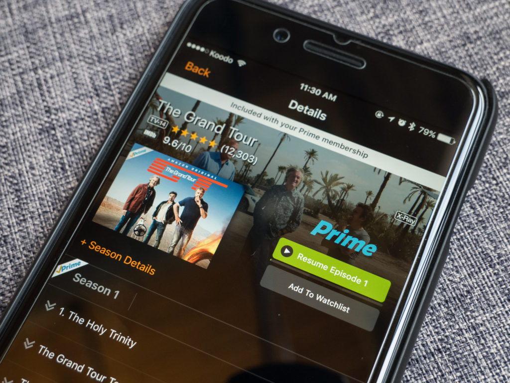 How to watch Amazon Prime Video in Canada
