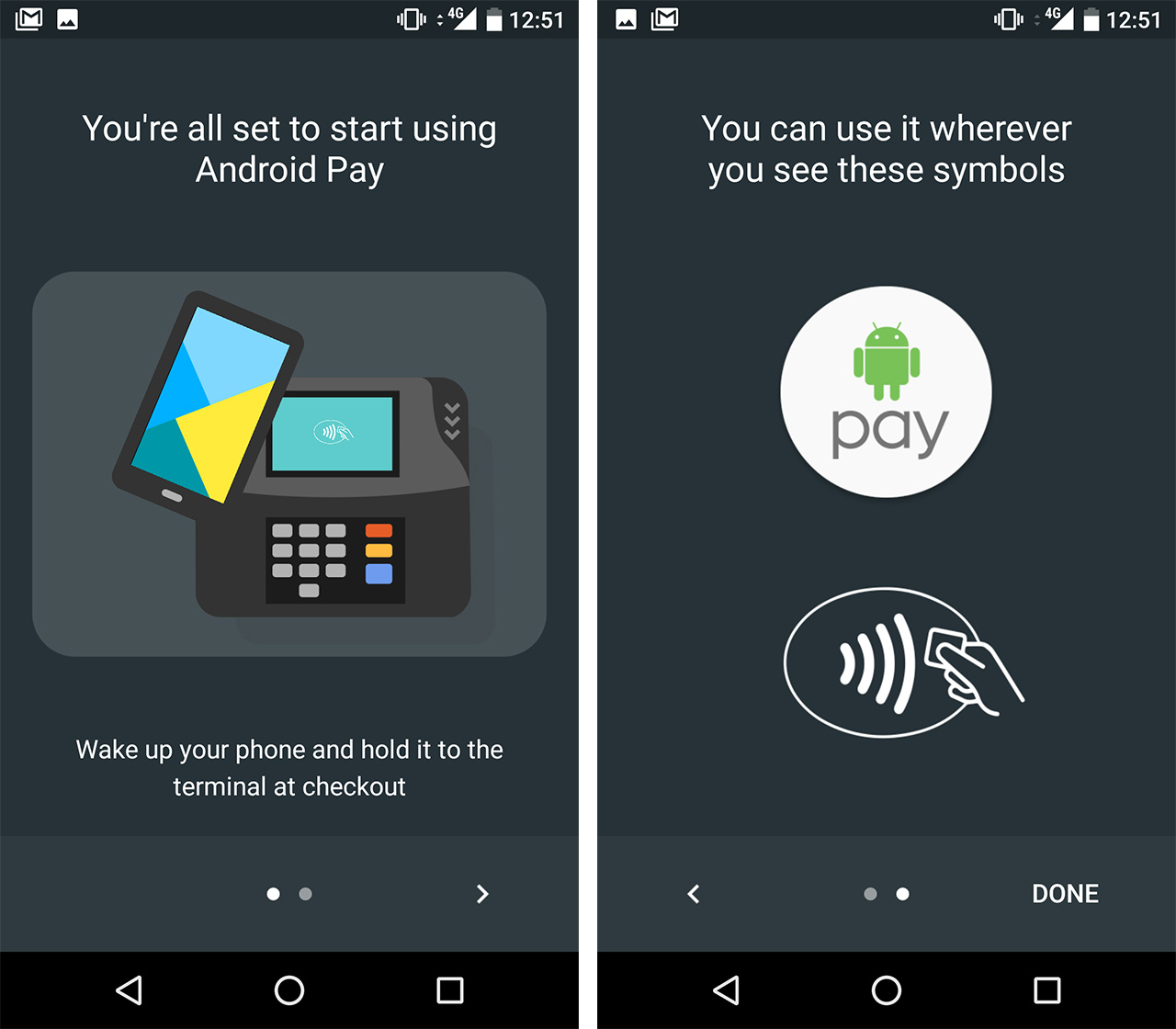 Android Pay now works in Canada with current support limited to Scotiabank cards [Update ...