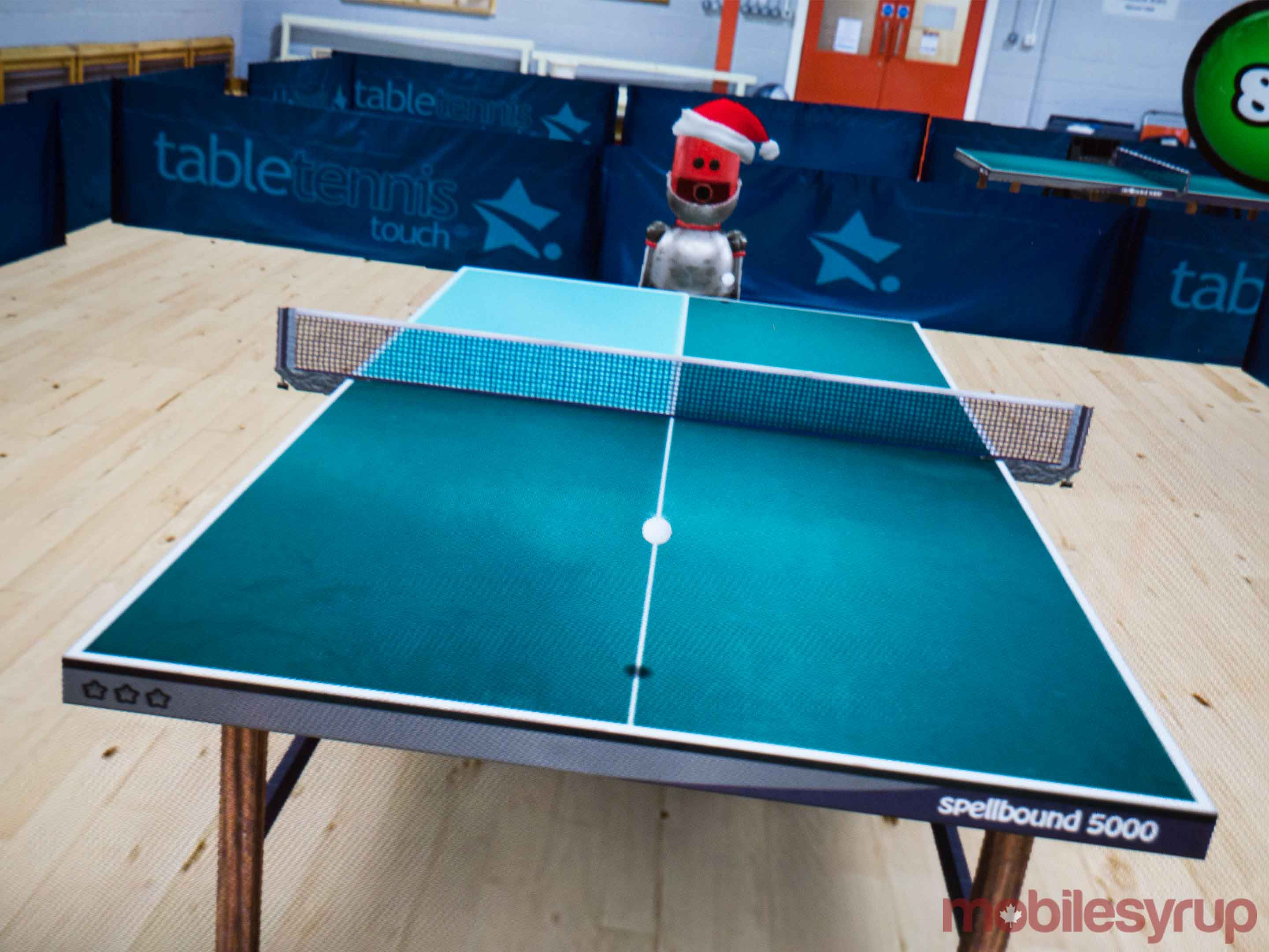 Bring in the New Year with Table Tennis [Game of the Week] | MobileSyrup