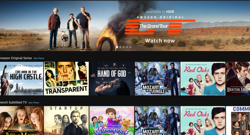 Amazon Prime Video in Canada: Complete TV and movie list | MobileSyrup
