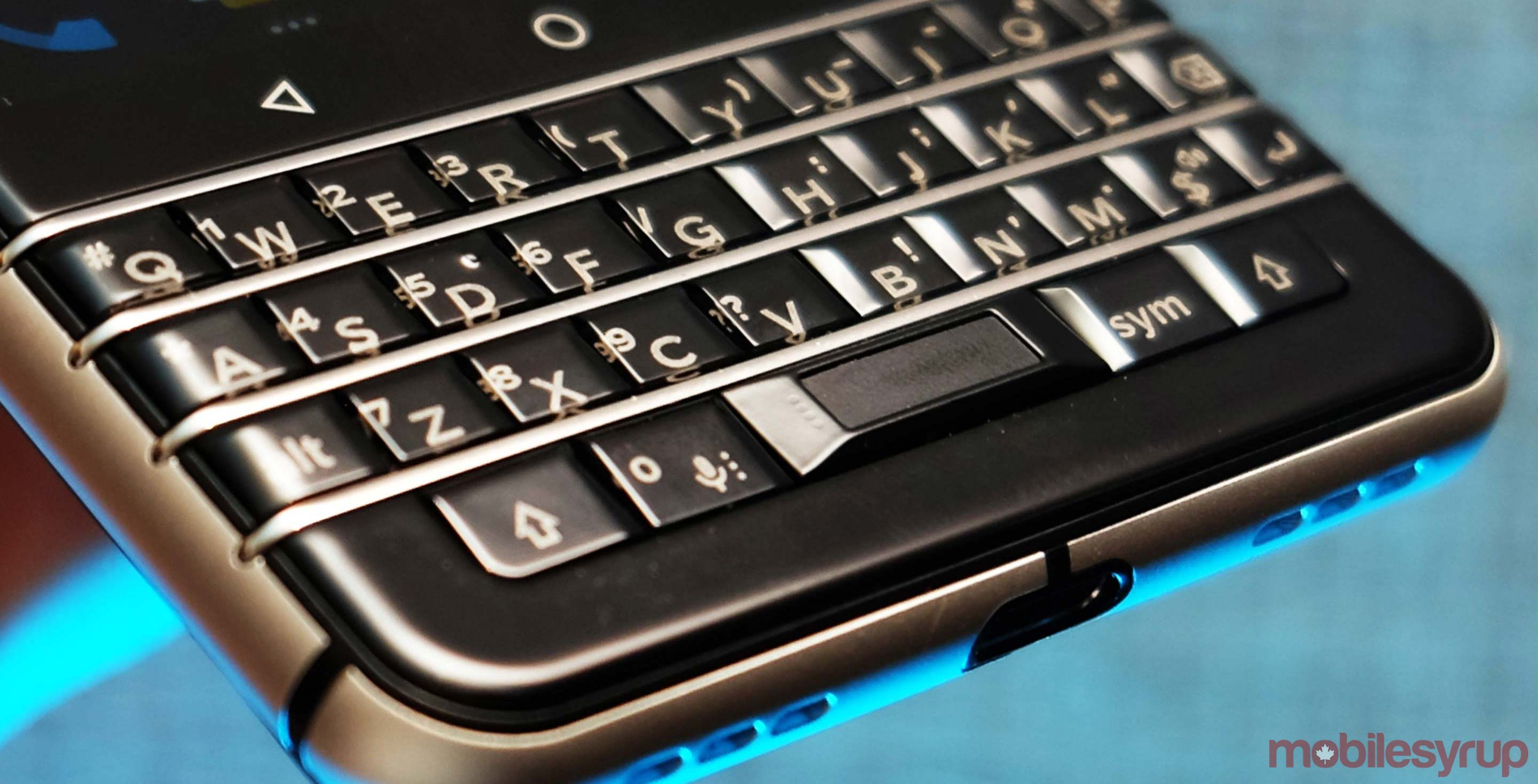 BlackBerry Mercury set to officially debut on February 25th at MWC