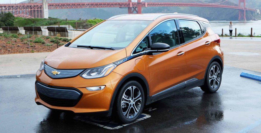 Chevrolet Bolt Ev Hands On Charging Forward Mobilesyrup