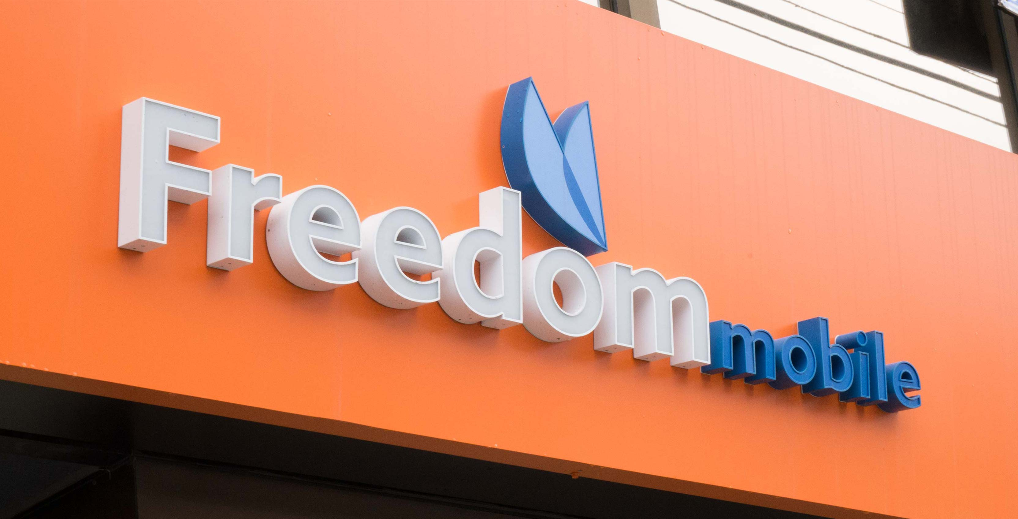 How fast is Freedom Mobile's LTE network in Toronto