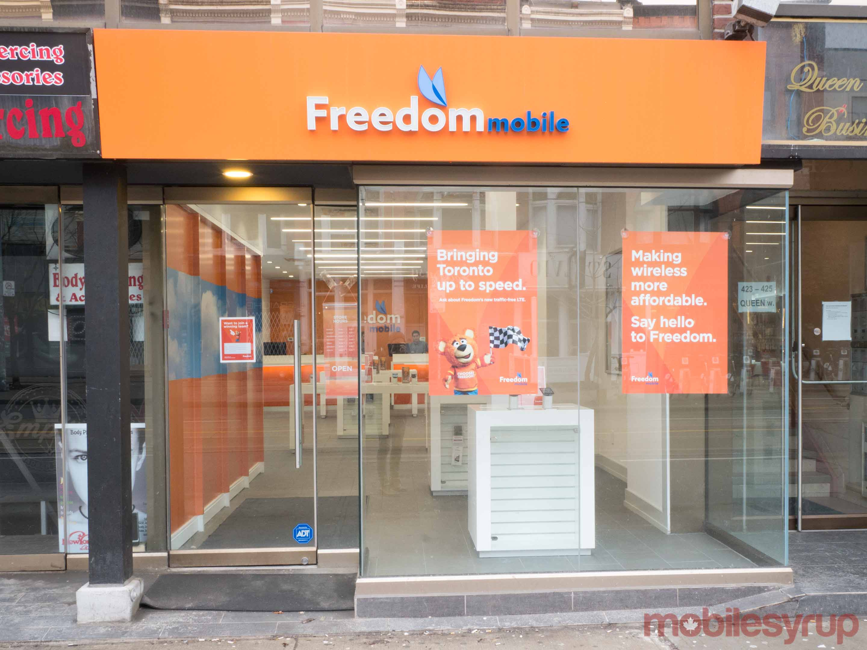 How fast is freedom mobiles lte network in toronto mobilesyrup oshaughnessy adds that he believes it will be at least a couple years before customers have to worry about congestion issues on the carriers network solutioingenieria