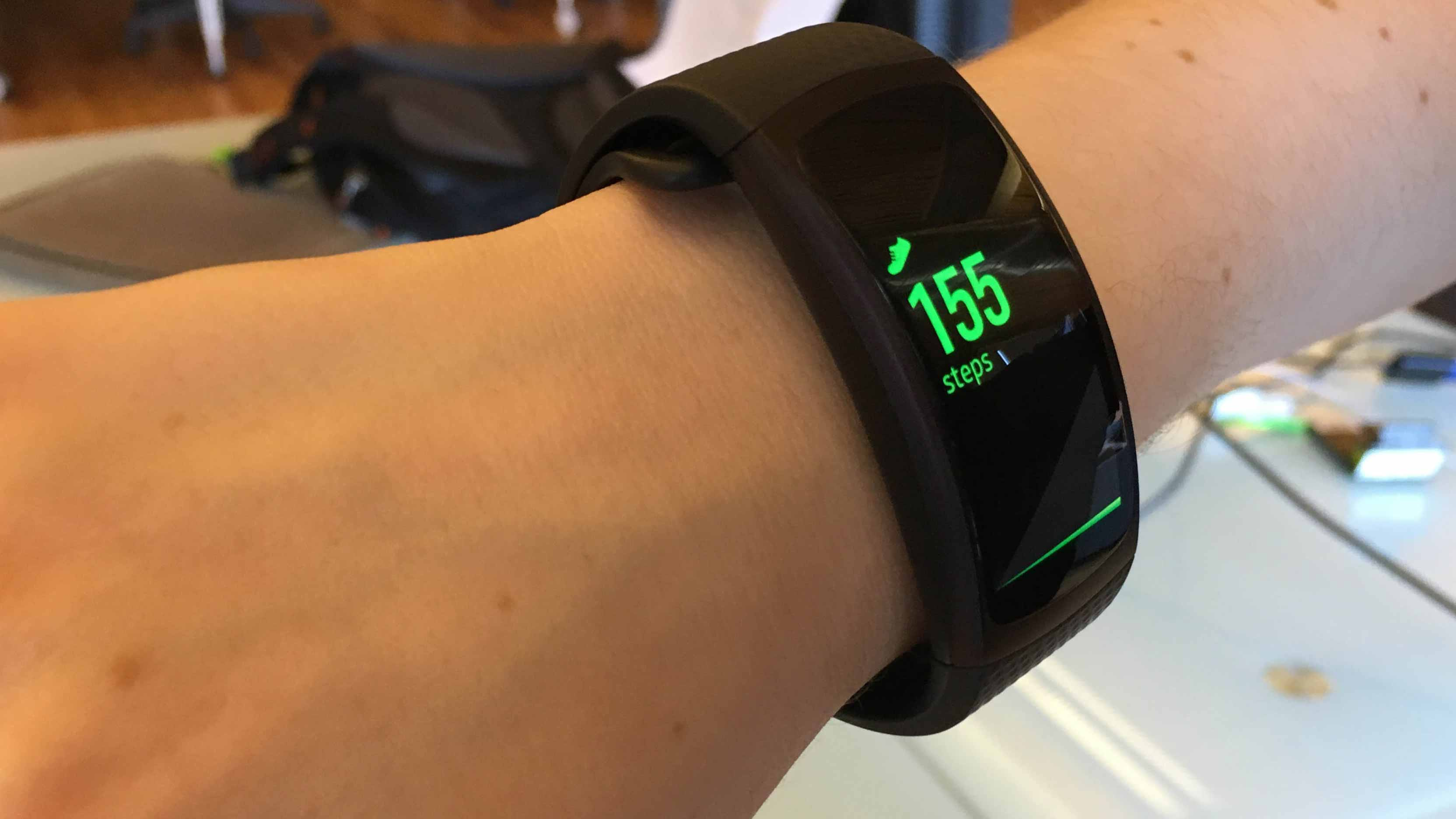 SAMSUNG GEAR FIT 2 IPHONE 5S