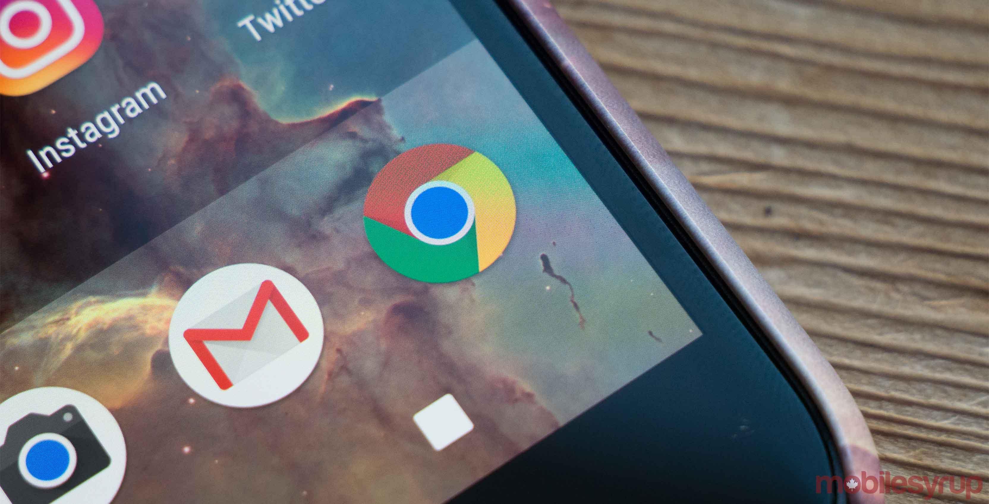 Google Chrome App - Web Apps