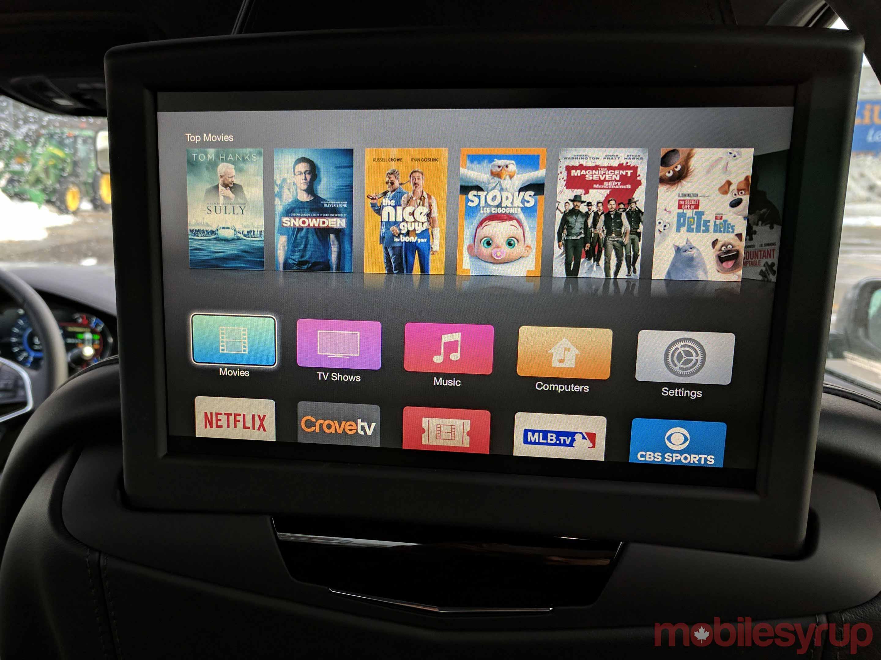 In Car Video Streaming Options Are Poised To Grow Mobilesyrup