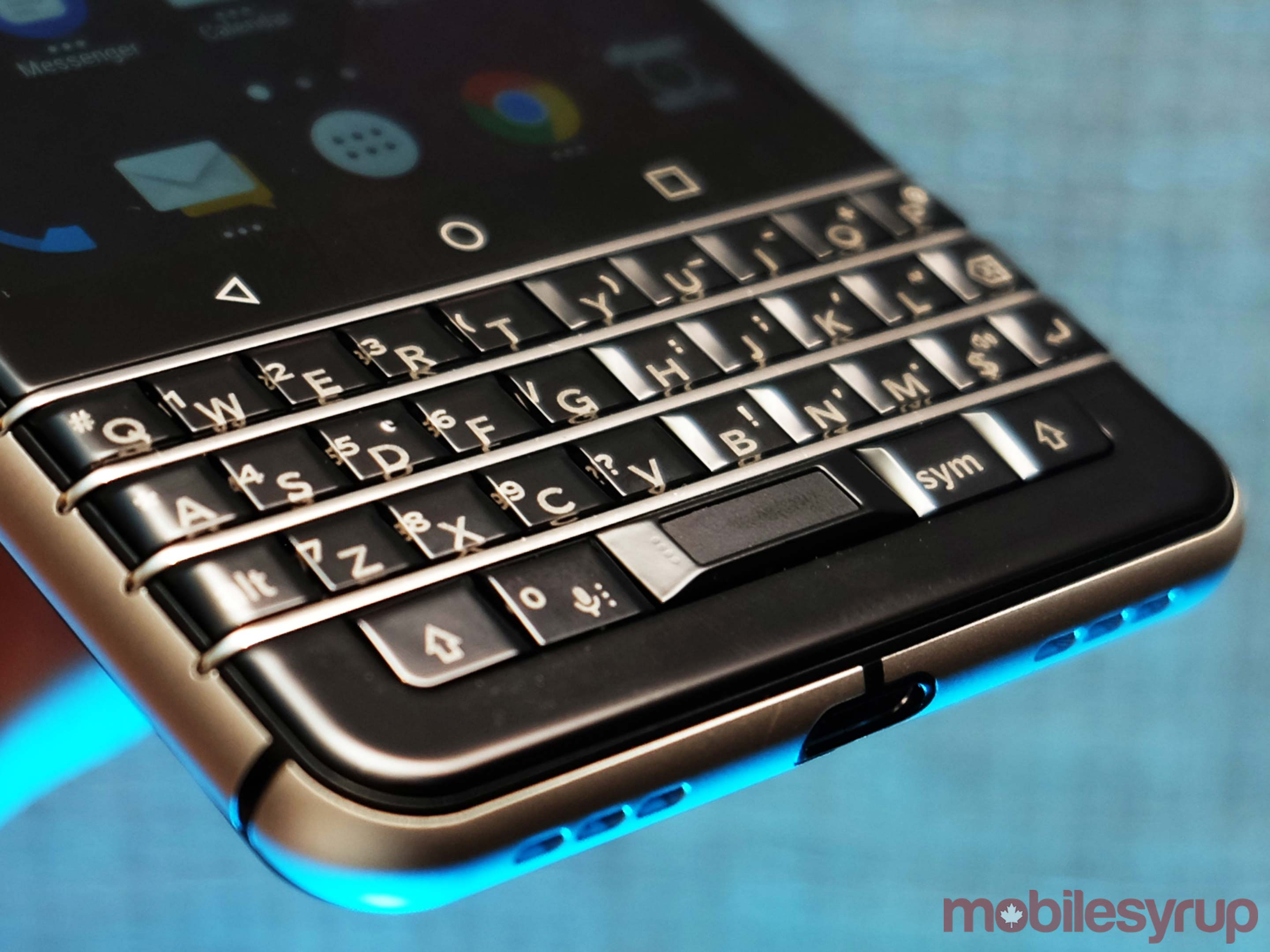 Here's everything we know about the BlackBerry 'Mercury'
