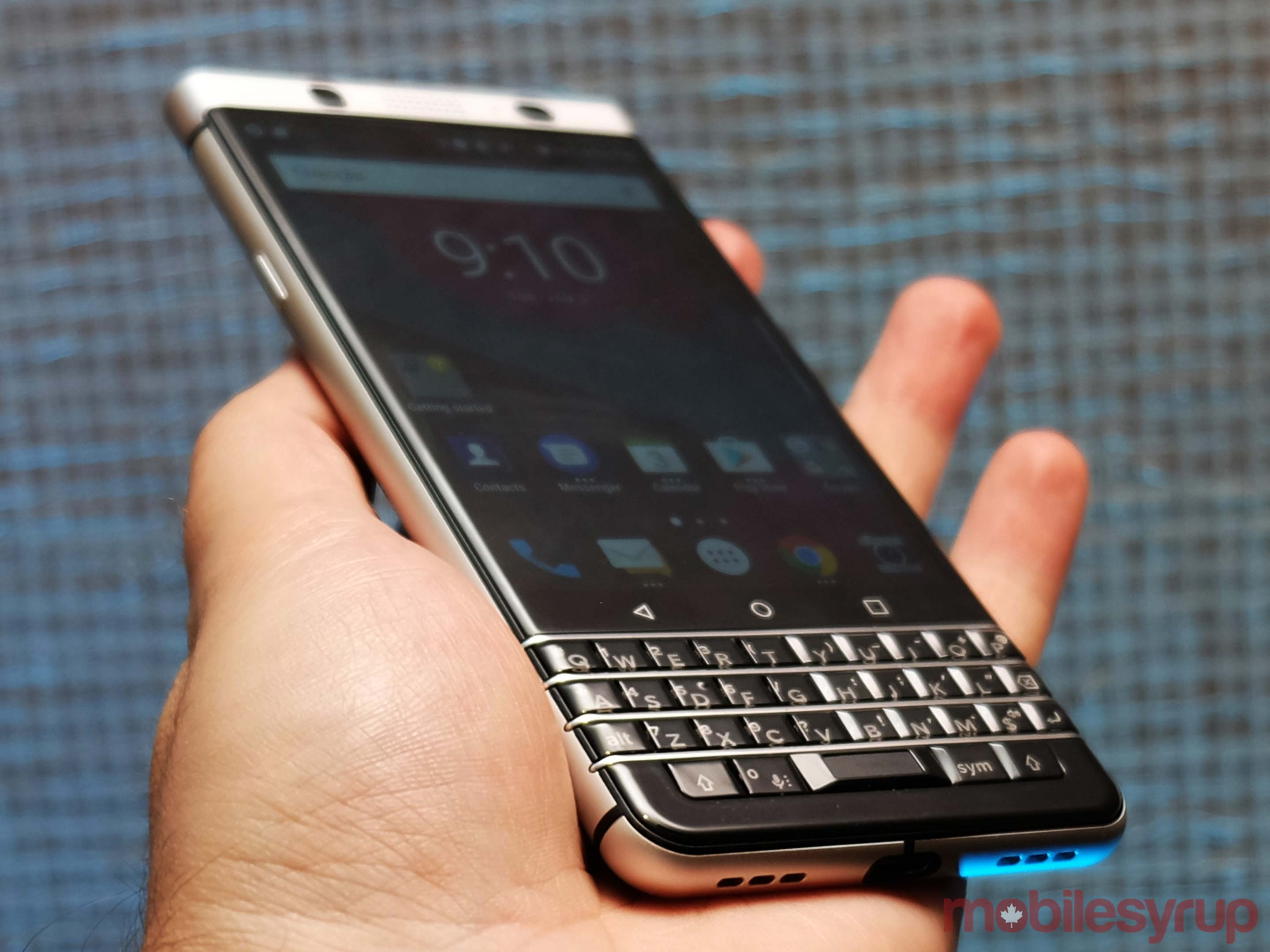 Poll: What are your thoughts on the design of the BlackBerry