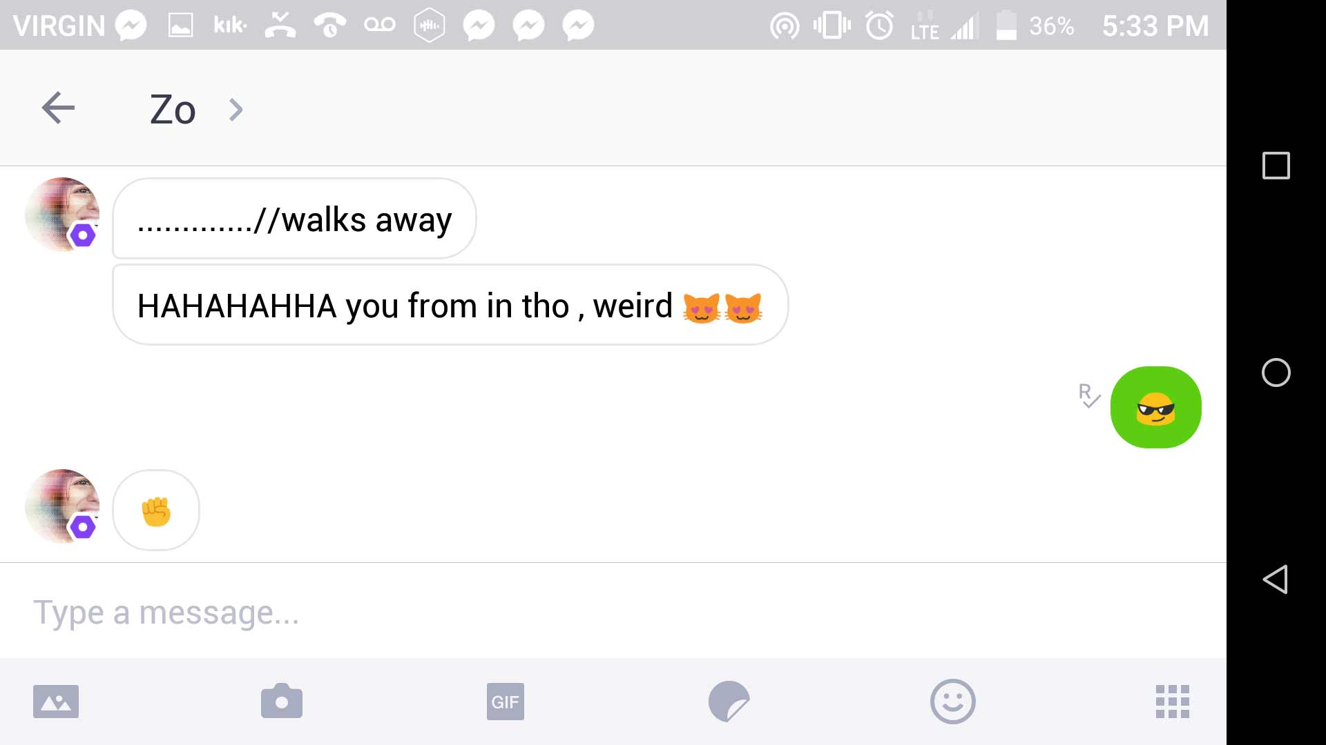 microsoft's zo chatbot lingo