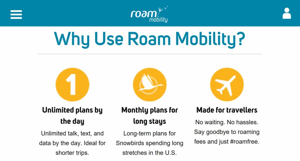 Uber Toronto Phone Number >> Roam Mobility brings back one year expiry for all SIMs ...