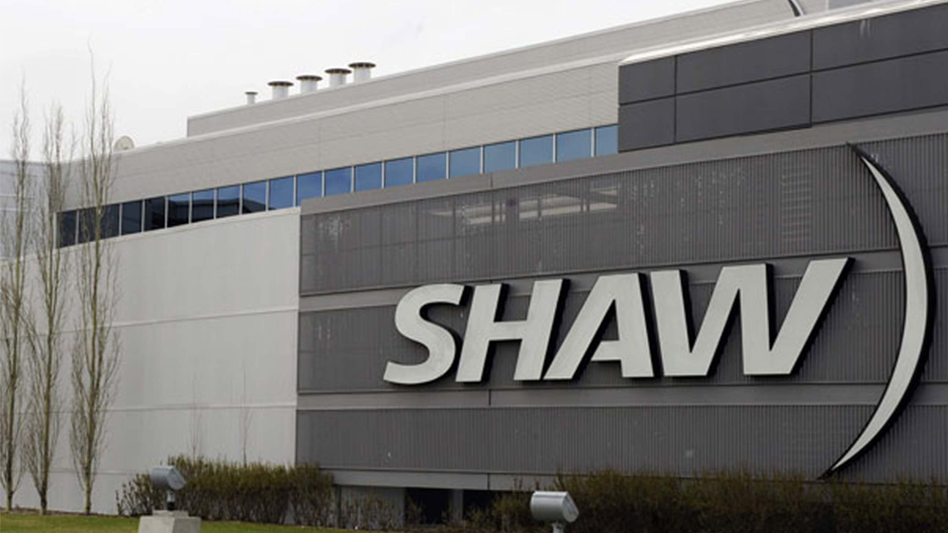 shaw communications building