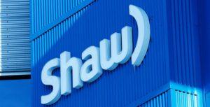 imagen muestra la Shaw Communications logotipo