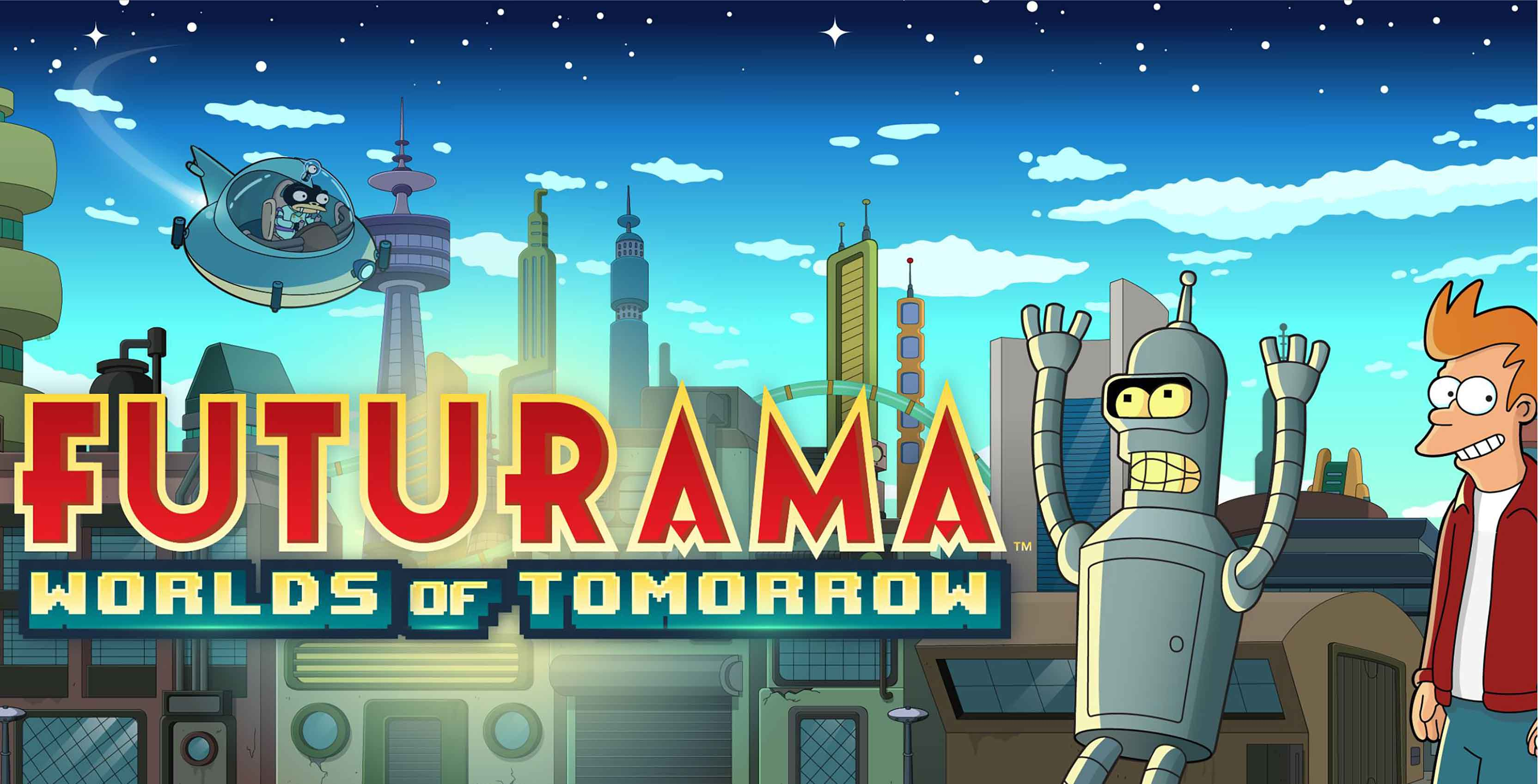 Futurama World of Tomorrow game