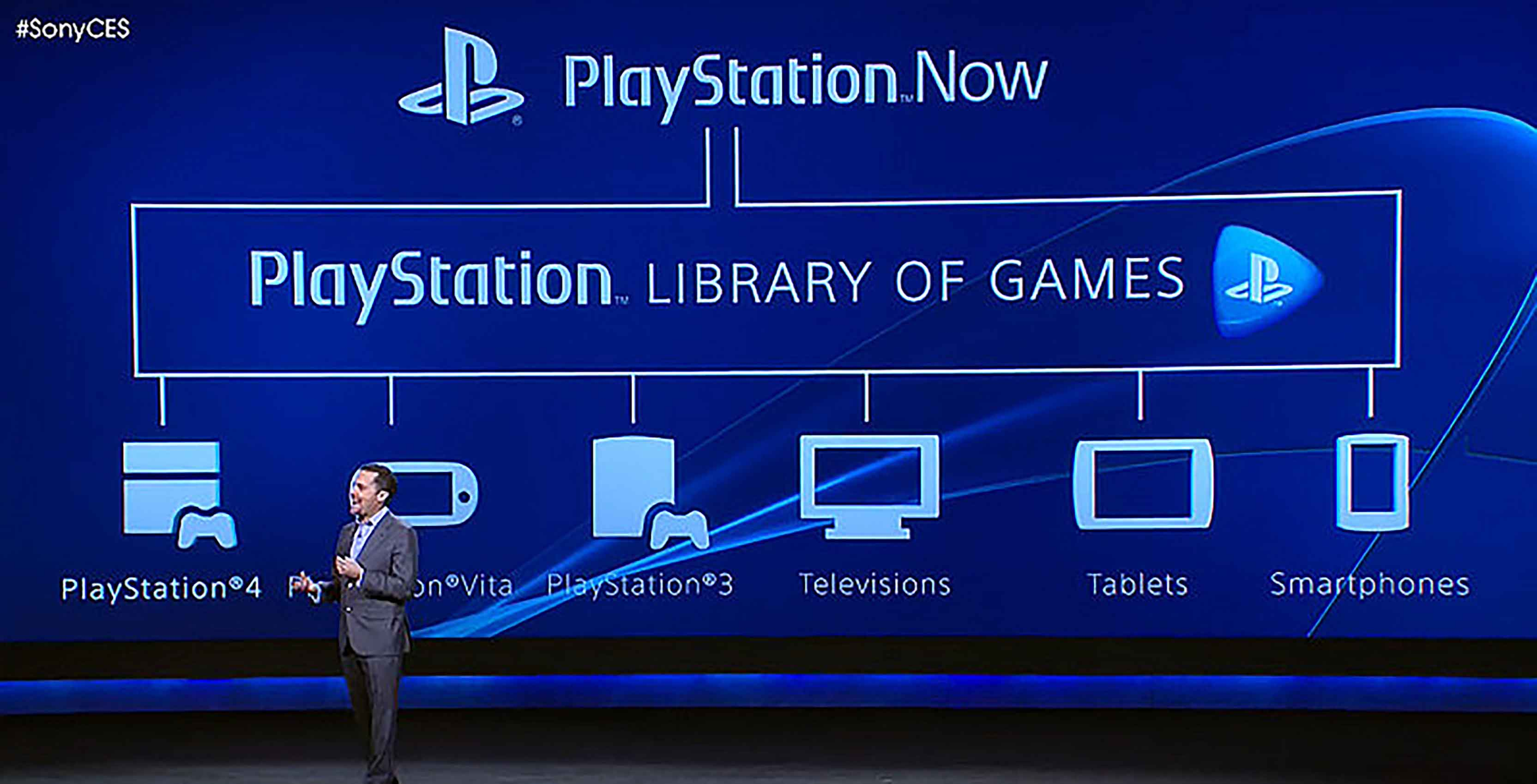 PlayStation Now announcement