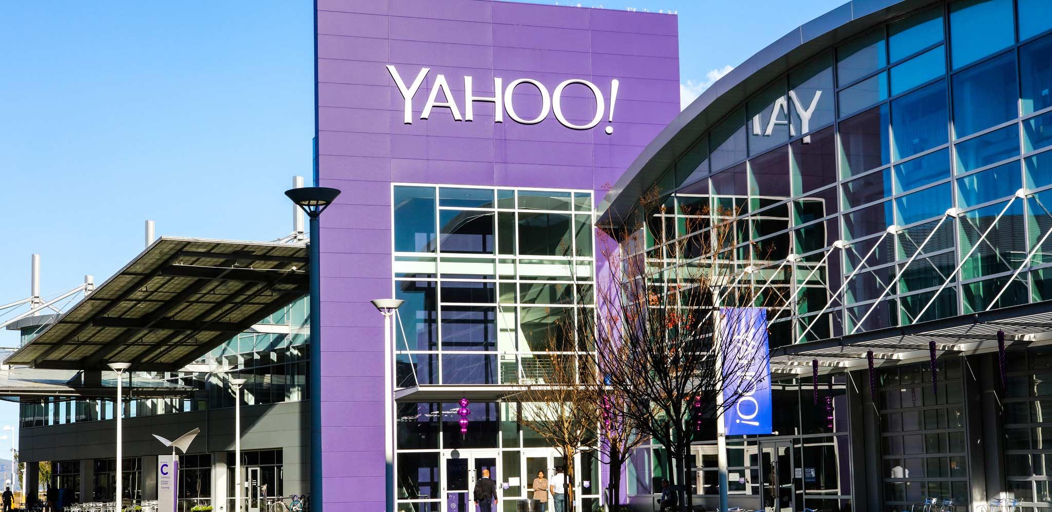 Photo of Yahoo's office - yahoo data breach