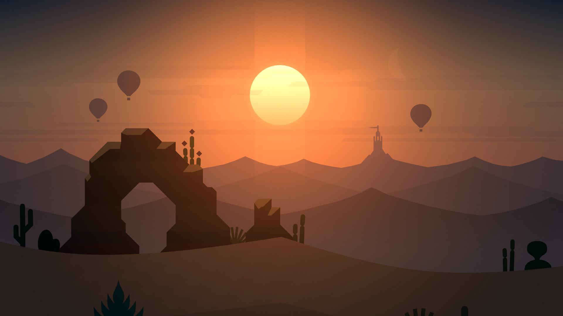 Altos Odyssey screenshot
